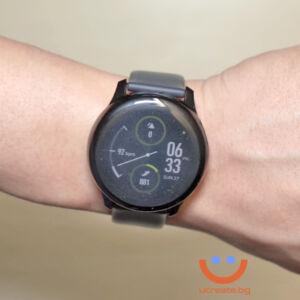 протектор за смарт часовник Samsung Galaxy Watch Active 2 цена черно