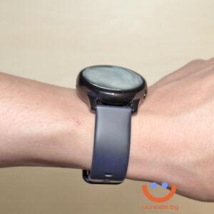 протектор за смарт часовник Samsung Galaxy Watch Active 2 черно
