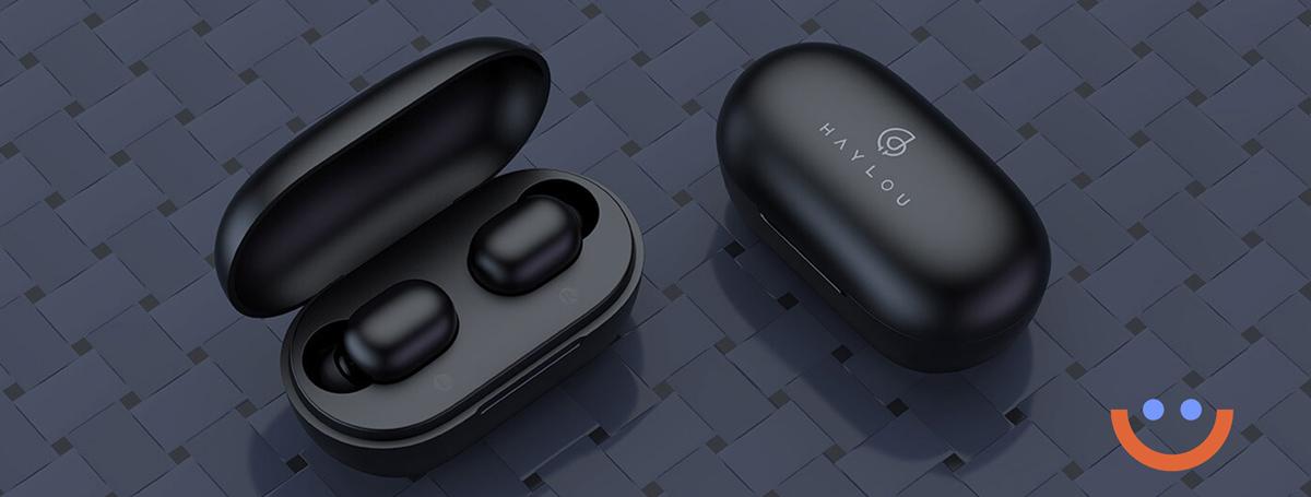слушалки Xiaomi Haylou GT1 Pro кутийка