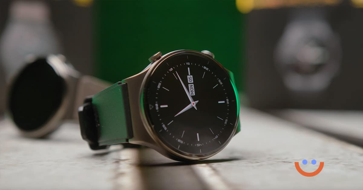 спечелете Huawei Watch GT 2 Pro