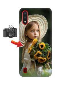 кейс със снимка за Samsung Galaxy A01