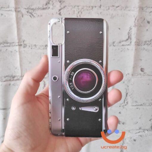 ретро фотоапарат iphone xs