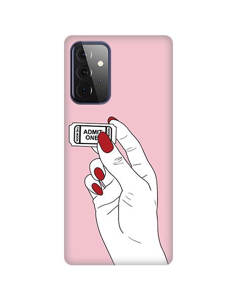 кейс с име за Samsung Galaxy A72 5G