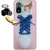 силиконов калъф за телефон със снимка за Redmi note 10