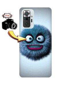 силиконов калъф за телефон със снимка за Redmi note 10 pro