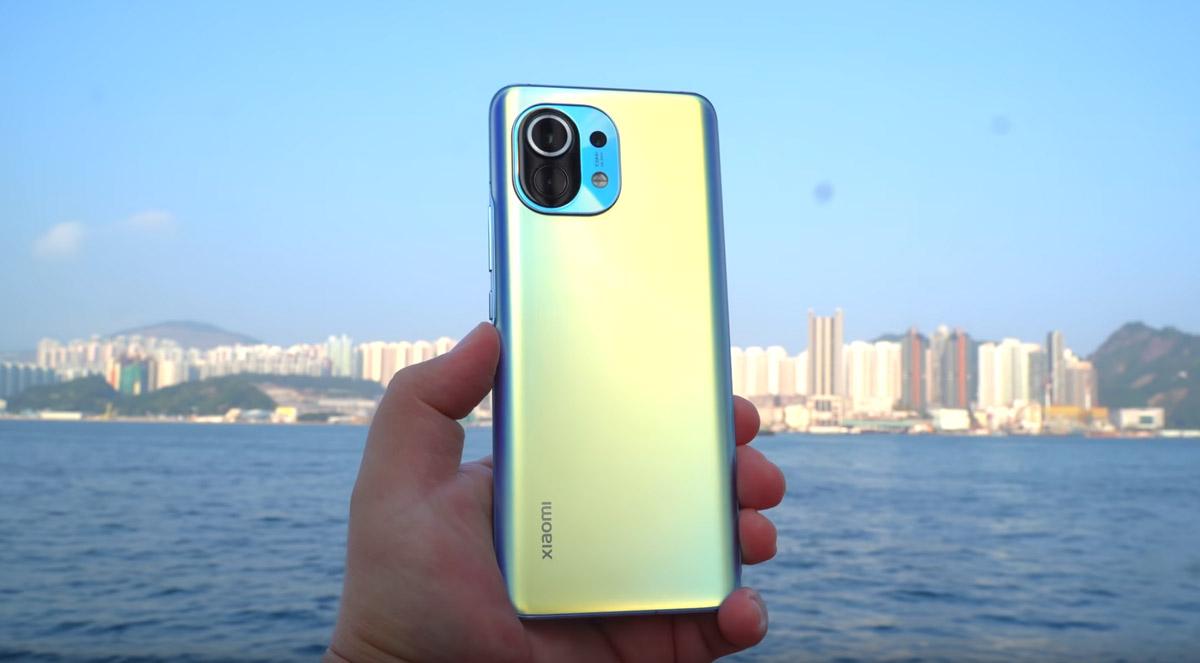 Xiaomi Mi 11 е разпродаден в над 500 000 презентация