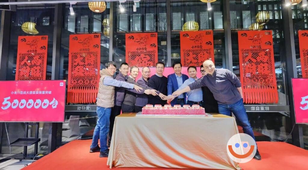 Xiaomi Mi 11 е разпродаден в над 500 000