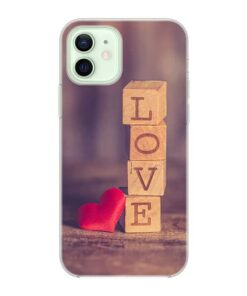 Калъф за Свети Валентин Love
