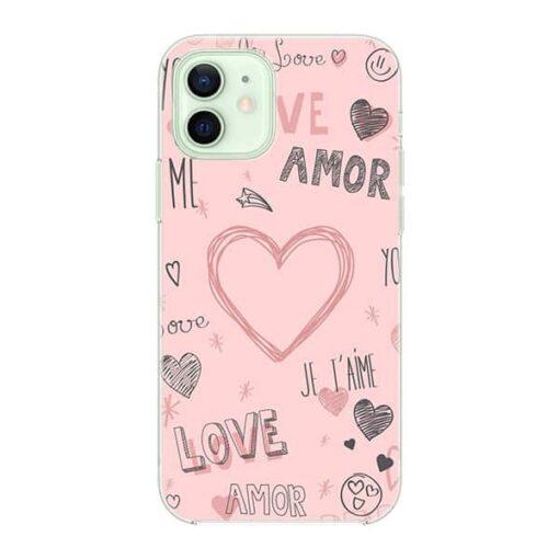 Силиконов калъф Amor