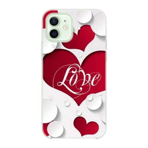 Силиконов кейс Classic Love