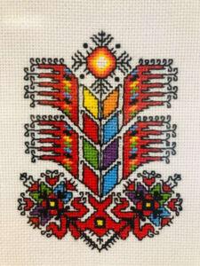българска шевица символика