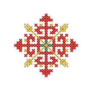 български шевици елбетица осемлъчева звезда