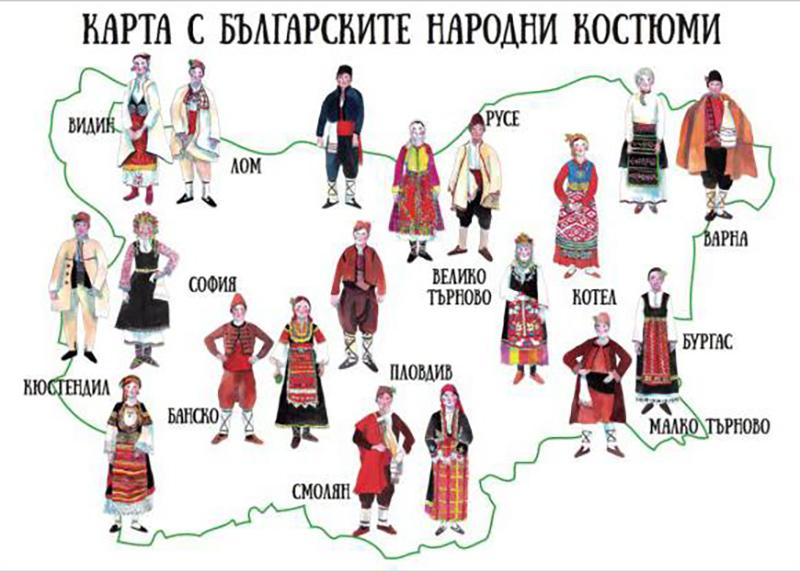значение на българските шевици