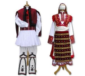 български шевици пиринска носия