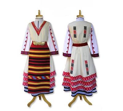 български шевици странджанска носия