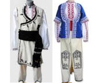 български шевици шопска носия