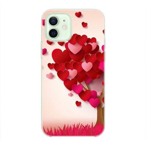 кейс за Свети Валентин Love tree