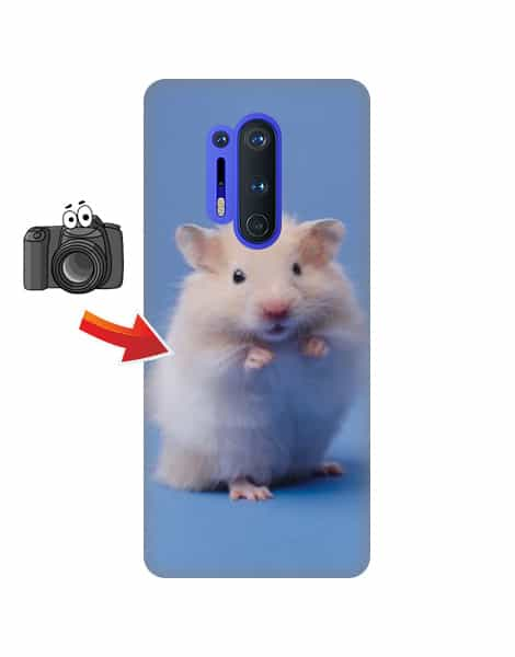 силиконов калъф за телефон със снимка за OnePlus 8 pro