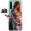 силиконов калъф за телефон със снимка за OnePlus Nord