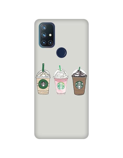 силиконов калъф за телефон с име за OnePlus Nord N10