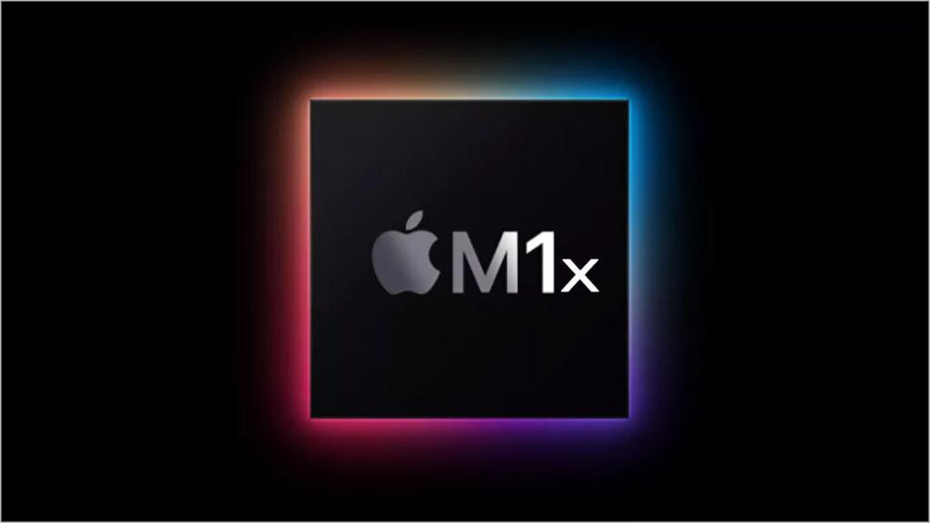 спецификации на Apple M1X чипсета изтекоха онлайн