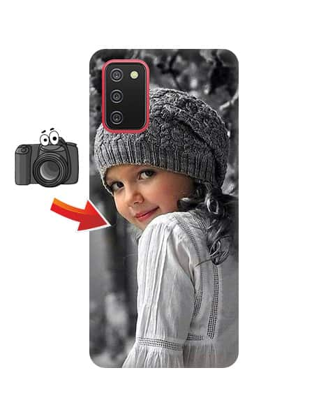 калъф със снимка за Samsung Galaxy A02s