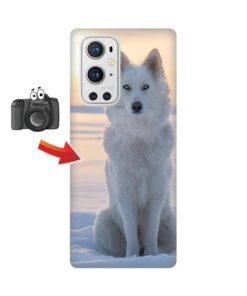 силиконов калъф за телефон със снимка за OnePlus 9 pro