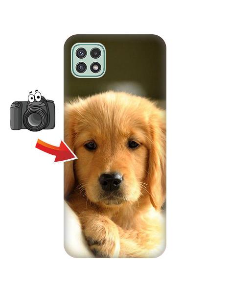 калъф със снимка за Samsung Galaxy A22 5G
