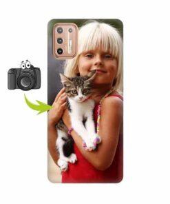 кейс със снимка за Motorola Moto G9 plus