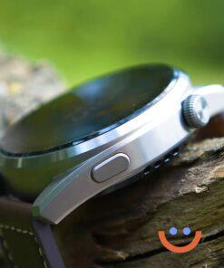 смарт часовник Huawei Watch 3 Pro кожена каишка
