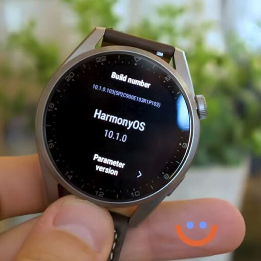 смарт часовник Huawei Watch 3 Pro harmoni os