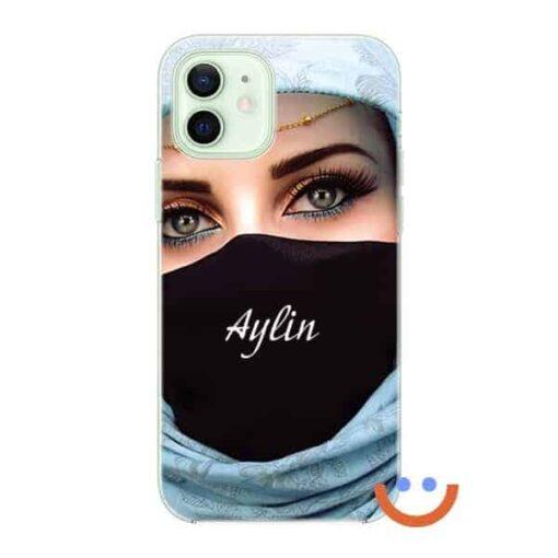 калъф за телефон с име aylin