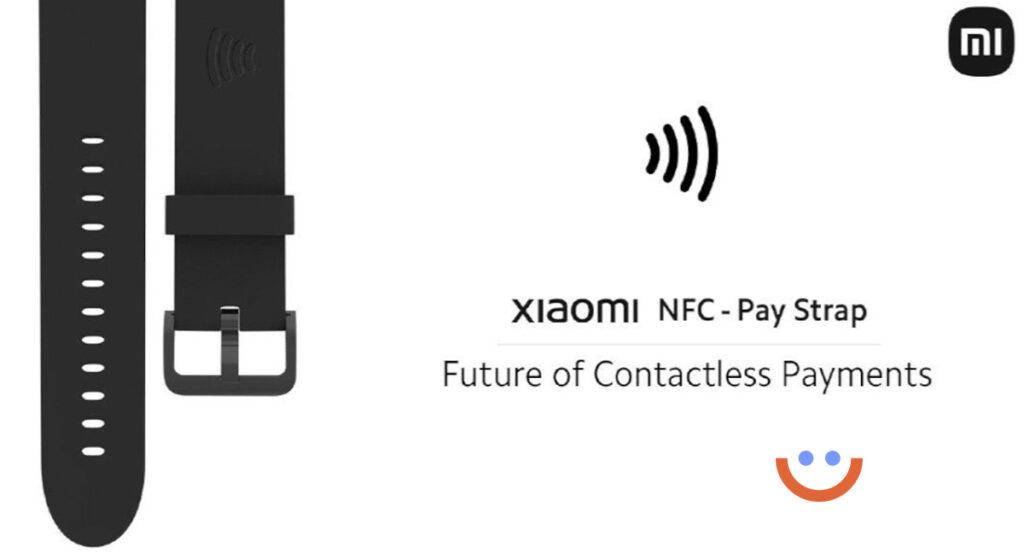 NFC Mi Pay Straps каишка за безконтактни